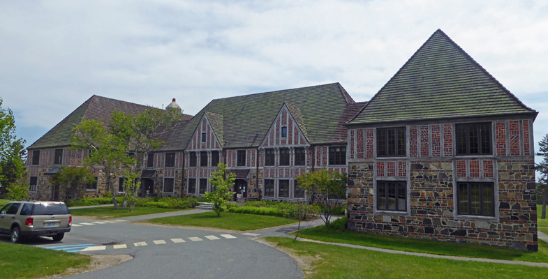 Rockefeller Hall Schoodic Center