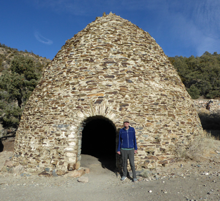 Walter Cooke Charcoal kilns Death Valley