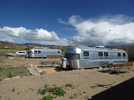Airstream Excellas Shooting Star Resort