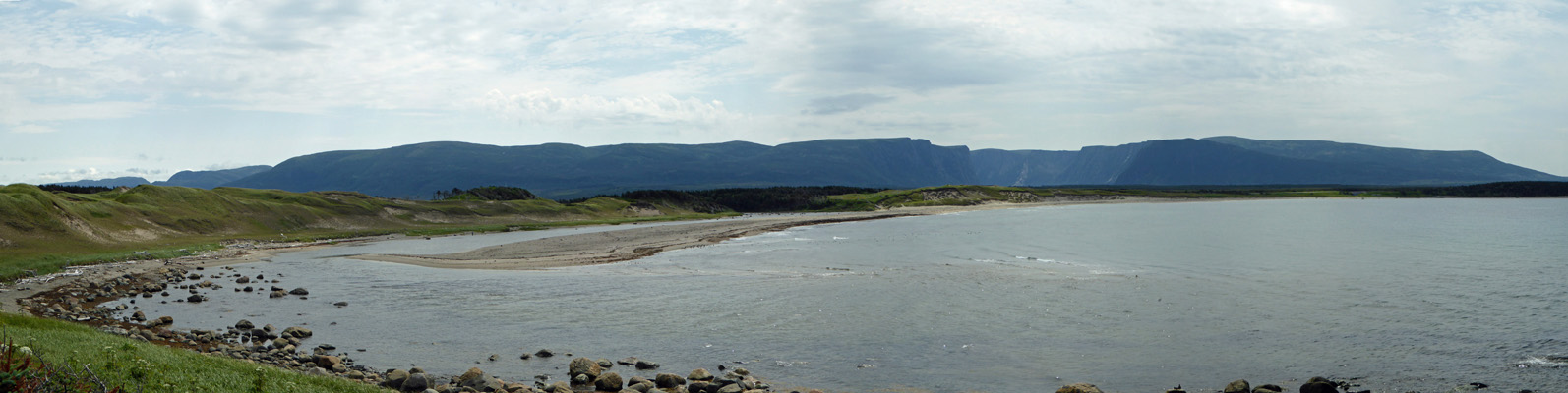 Mouth of Western Brook