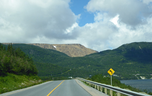 Tablelands South Arm Gros Morne