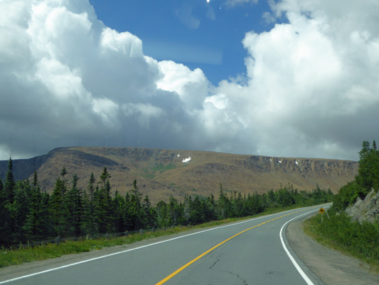 Tablelands Gros Morne