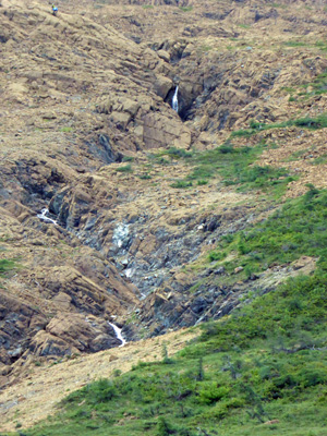 Tablelands waterfalls