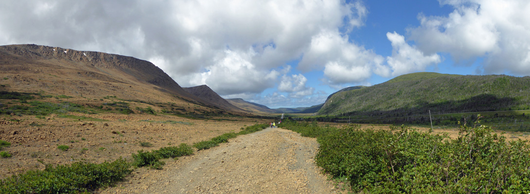 Tablelands Trail Gros Morne