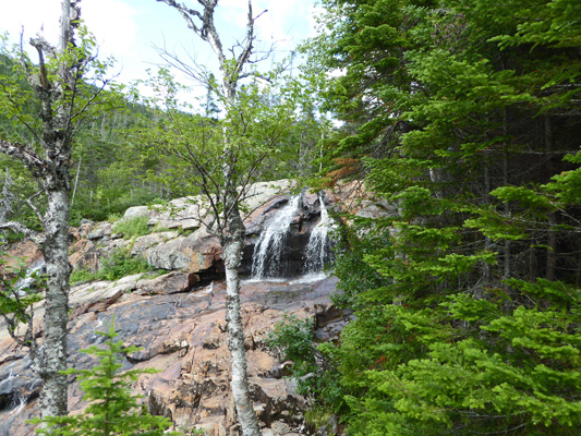 Southeast Brook Falls