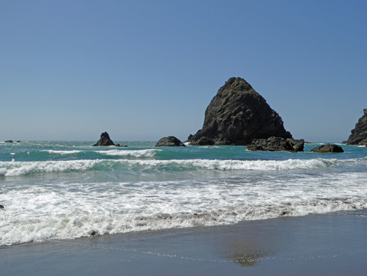 Whaleshead Rock OR
