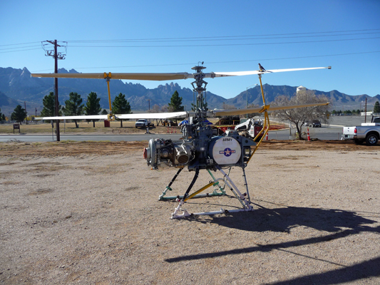 QH-50A Drone White Sands Missile Park