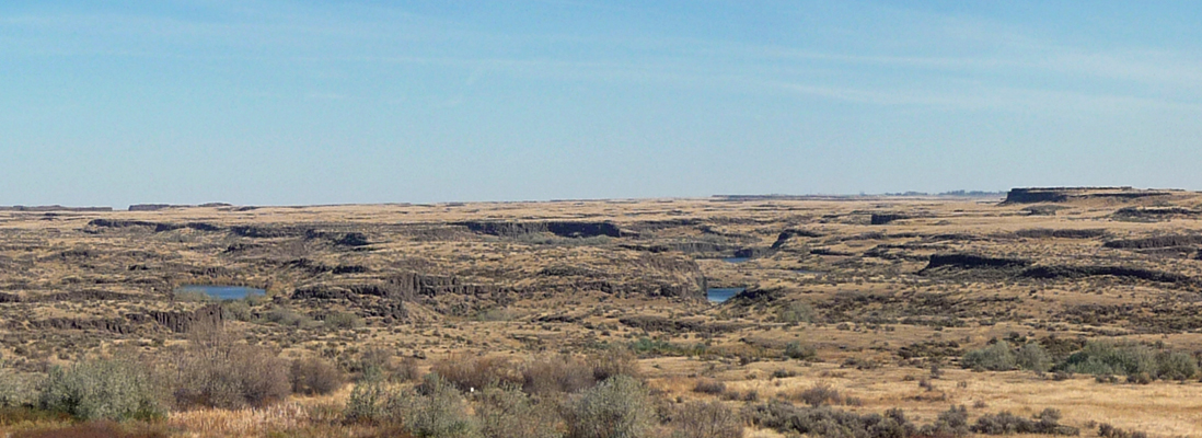 Drumheller Channels National Natural Monument