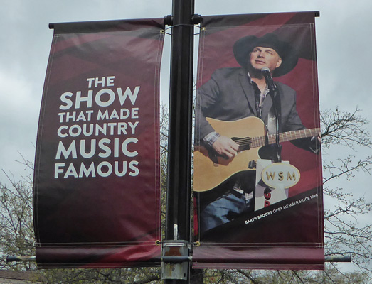 Garth Brooks Grand Ole Opry