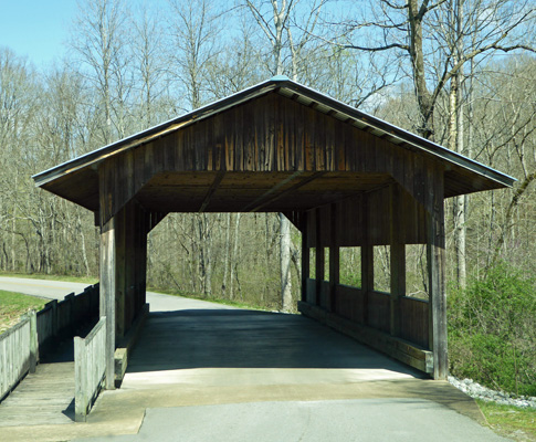 Covered Bridge David Crockett SP