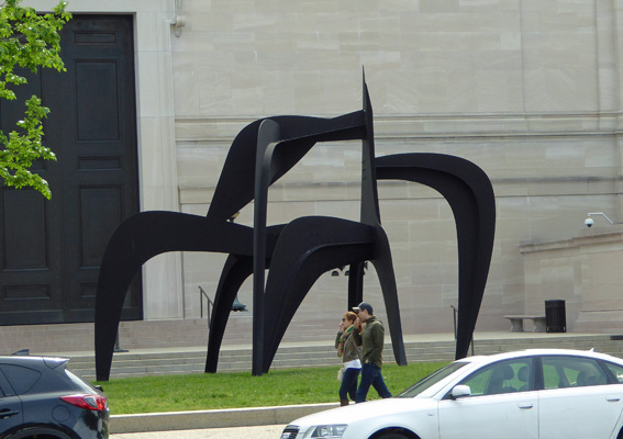 National Gallery Sculpture