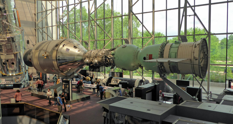 Apollo Soyuz Test Lab