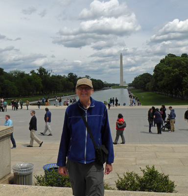 Walter Cooke Washington DC Mall