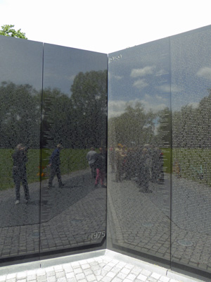 Center Vietnam War Memorial