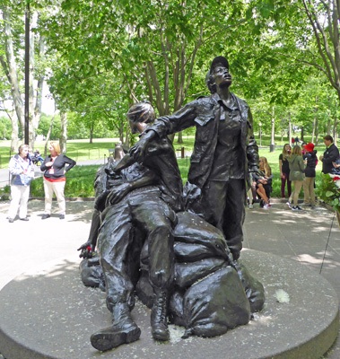 Vietnam Veterans Women's Memorial